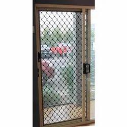 Aluminum Aluminium Sliding Mosquito Door
