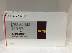 Everolimus Tablets 10mg