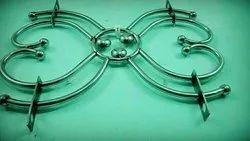 Steel Railing Design Butterfly
