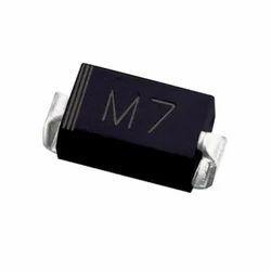 Diodes 1N4007S DO41 / M7 SMA / A7 SOD123 / F7 SOD123F / SM4007 SOD80 / DL4007 MELF