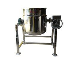 Jacketed Cooking Vessel