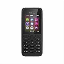 Nokia 130 Dual Sim Black Mobile Phones