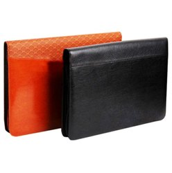 Just jute products Leather PU Folders