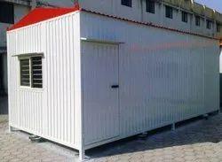 Prefabricated Steel Cabin