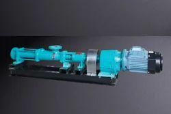 Single Progressive Cavity Type Screw Pumps