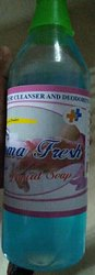 Aloe Vera Plastic Hand Wash, Type of Ingredient: Chemical