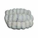 White Polyester Yarn