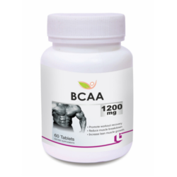 Biotrex Nutraceutical BCAA Tablets