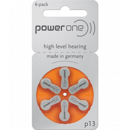 Power One Ear Aid Battery p10