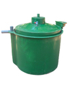 Water Seal Biogas Plant