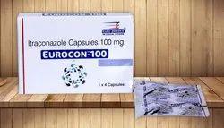 Itraconazole 100 mg & 200 mg