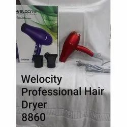 8860 Welocity Hair Dryer