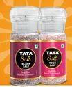 Rock Salt and Black Salt