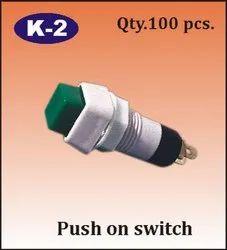 K-2 Push on Switch