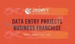 1年ISO9001数据录入业务特许经营,在泛印度,线下