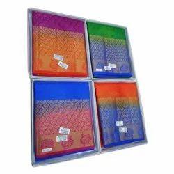 Women Pure Silk Saree