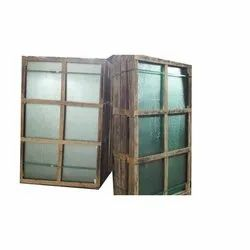 Laminated Toughened Glass, Thickness: 10-12 mm