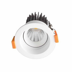 13W Round LED Light ( WITH CREE COB AND PHILIPS DRIVER )