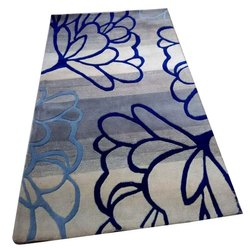 Woolen Hand Tufted Carpets, For Home