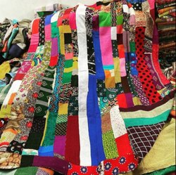 Maa Ambey Vintage Kantha Quilt