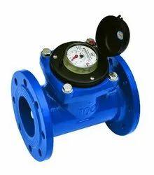 Brass Water Meter for Industrial