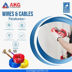 AKG WIRES, For House Wiring