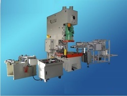 Aluminum Foil Containers Making Machine