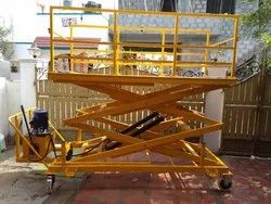 Movable Scissor Lift Table