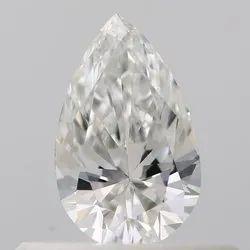 Fancy Cut VS-J Quality Pear Shape Diamond