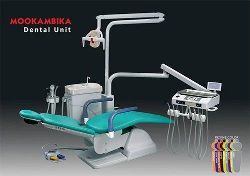 Confident Mookambika Dental Chair डेंटल कुर्सी डेंटल