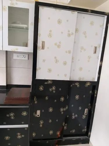 Residential Modular Kitchen Warranty 1 5 Years Rs 1350 Square Feet Id 20400340333