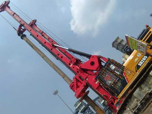 Piling Rigs On Rent
