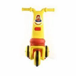 Three Wheel Plastic Child Bicycle