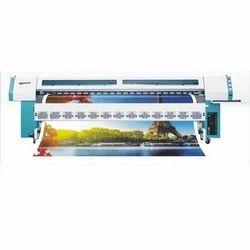 Flex Solvent Printing Machine