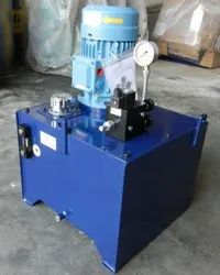 Hydraulic Power Pack For Parking System