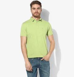 Green 38-40-42-44-46 Green Pique Polo T-shirt 8220132