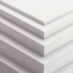 White Rectangular Thermocol Sheets, For Packaging, Number Of Slabs In A Pack: 20-100