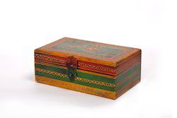 Handicraft Wooden Jewellery Box