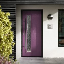 Fibre Glass Doors