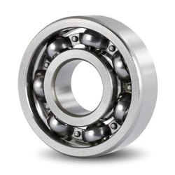 Round Chrome Steel AEC Brand Ball Bearings, For Industrial, Size: 10 Mm - 500 Mm