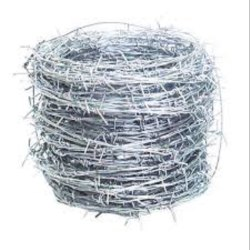 GI Barbed Wire For Industrial