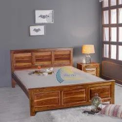 Panel Double Bed