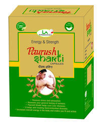 Paurush Shakti Capsules For Body Weight Gain