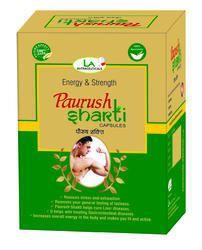 Paurush Shakti Capsules For Body Weight Gain