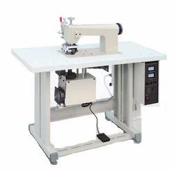 Rotta Print Ultrasoic Non Woven Bag Sealing Machine