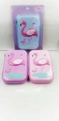 Flamingo Stationery Pouch