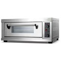 Single Deck Baking Oven Electric Operated
