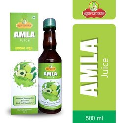 Ayur Sanskar Amla Juice, Packaging Type: Bottle, Packaging Size: 500 ml