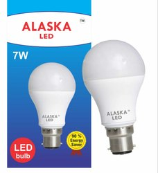7watt ALASKA LED Bulb With Dob