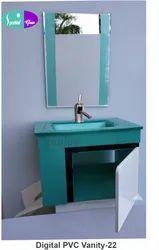 22 Digital PVC Vanity Set